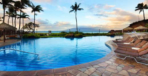 Learn to swim program maui hotels