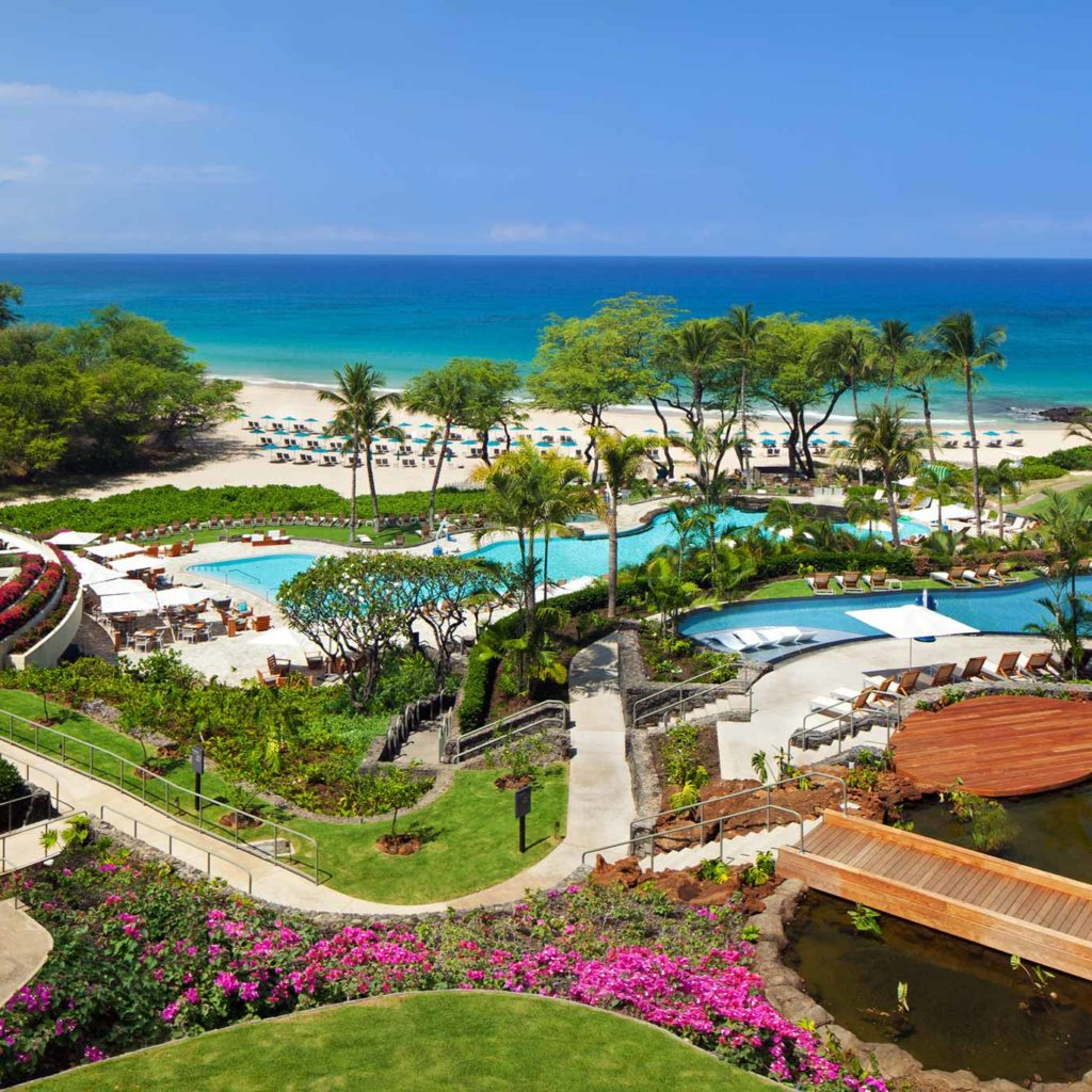 The Westin Hapuna Beach Resort Big Island Hotel Marriott