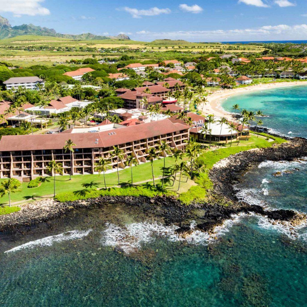 Kauai Resorts | Sheraton Kauai Resort | Kauai Beach hotels