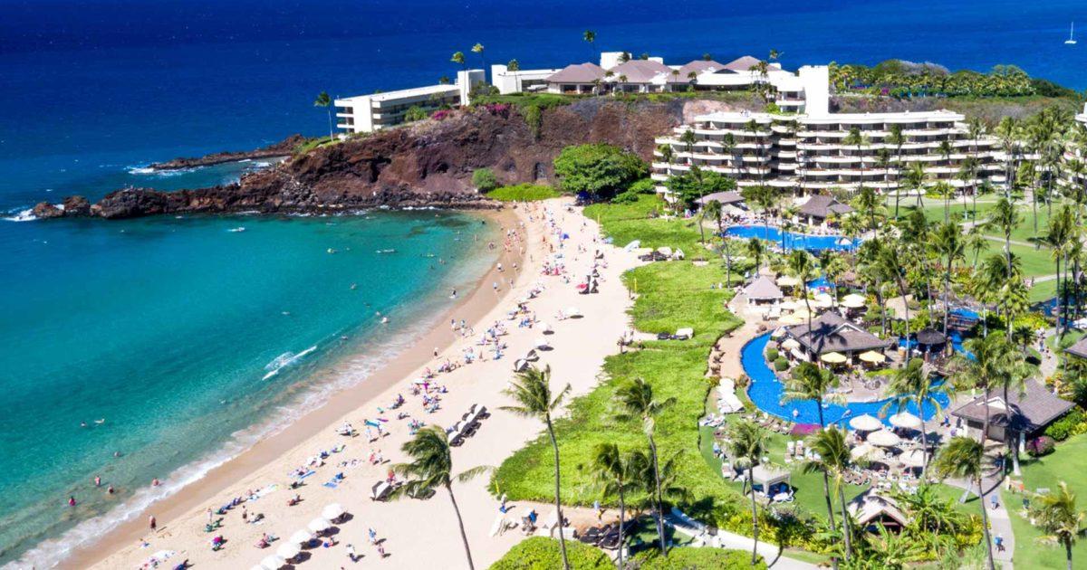 Maui Resorts See Hawaii Live Sheraton Maui Maui Hotels