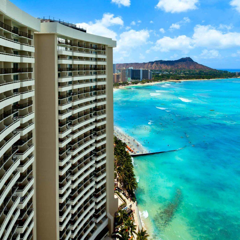 Hawaii Family Vacations Sheraton Waikiki Hotel Waikiki