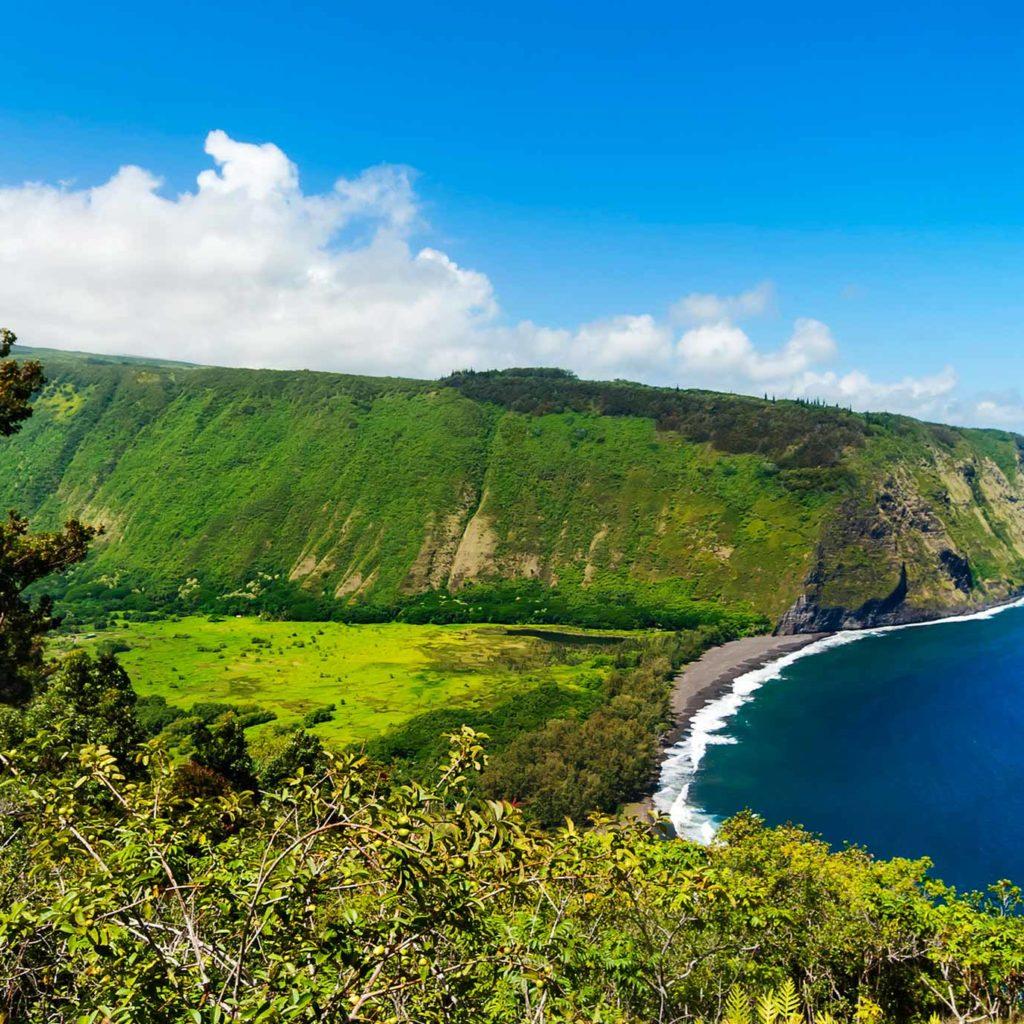 Big Island Hotels - Hawaii Destination Guide   Marriott Hawaii on molokai hawaii coastline, waikiki hawaii coastline, kauai coastline,