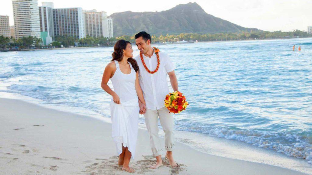 Hawaii Destination Wedding.Weddings Marriott Hawaii