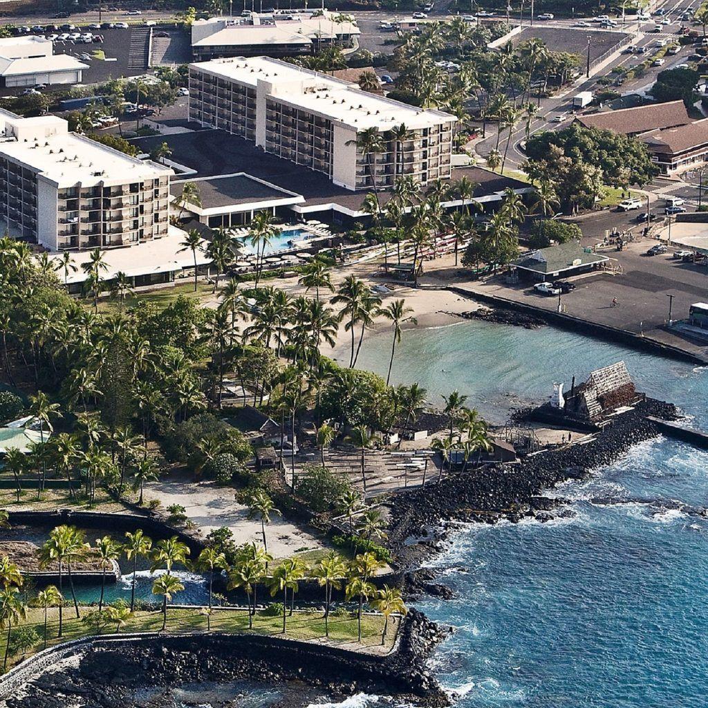 Courtyard By Marriott King Kamehameha S Kona Beach Marriott Hawaii