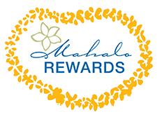 Mahalo Rewards logo