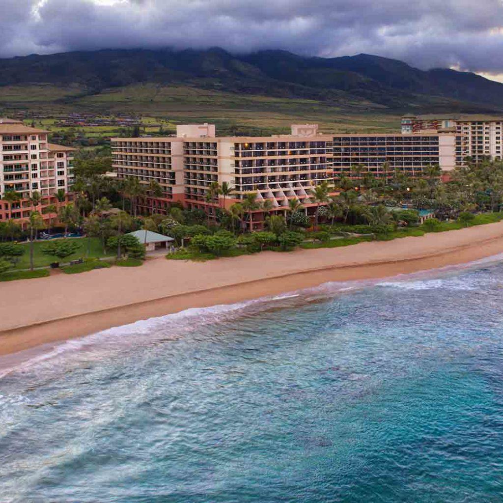 Marriott S Maui Ocean Club Lahaina And Napili Towers